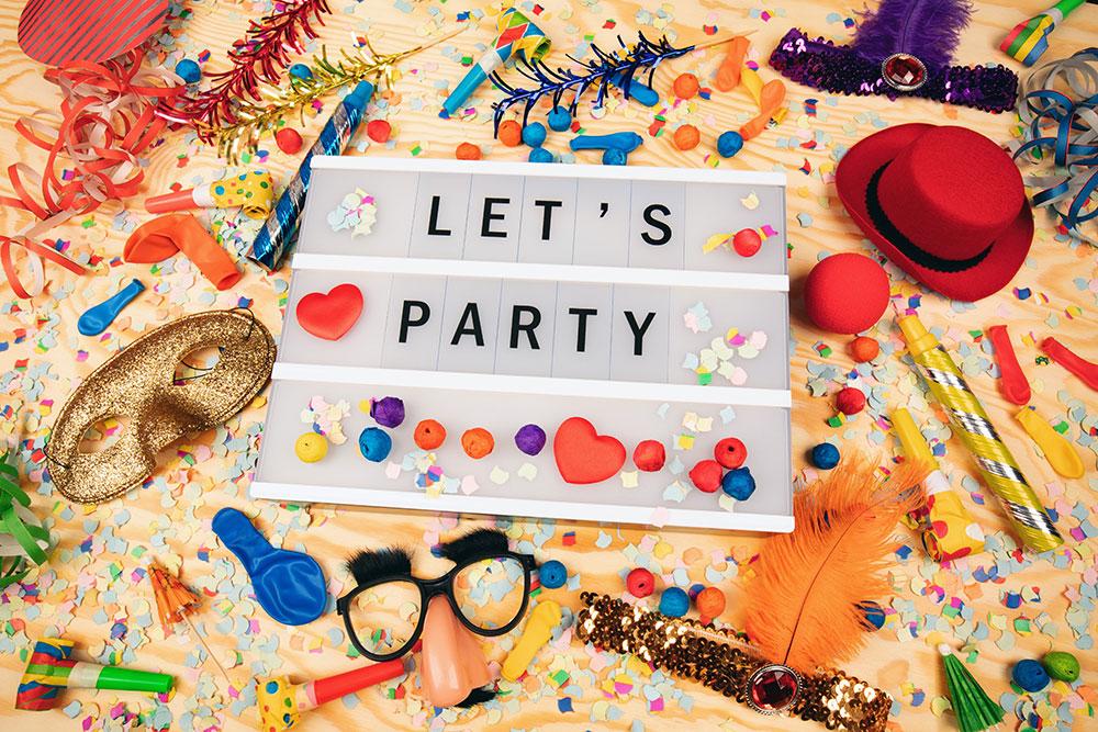 Party Venue Hire