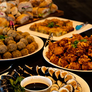 conference catering in Nelson